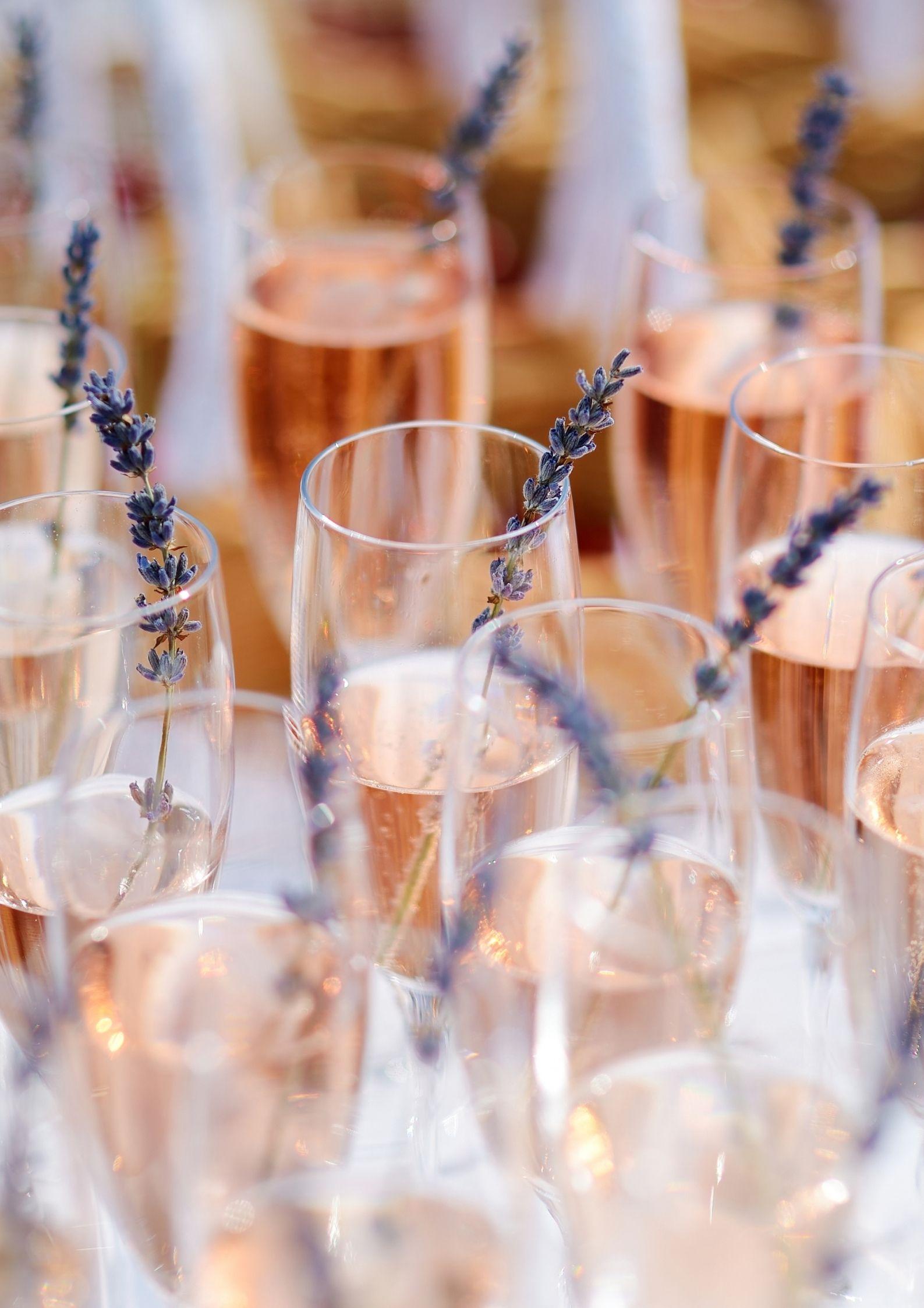 Champagne pour mariage - grande quantité